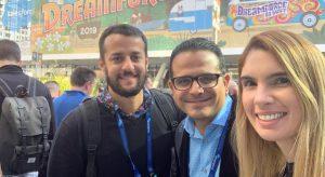 Dreamforce-2019, Rene, Jorge y Dainy