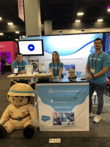 Our team brought Salesforce solutions to eMerge Americas