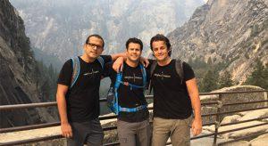 Skyplanner founders meet