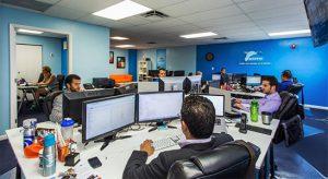 Skyplanner office team