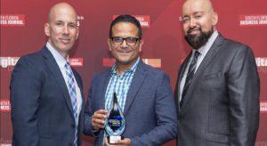 South Florida Business Journal's Technology Awards
