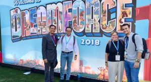 Welcome-to-dreamforce-2018
