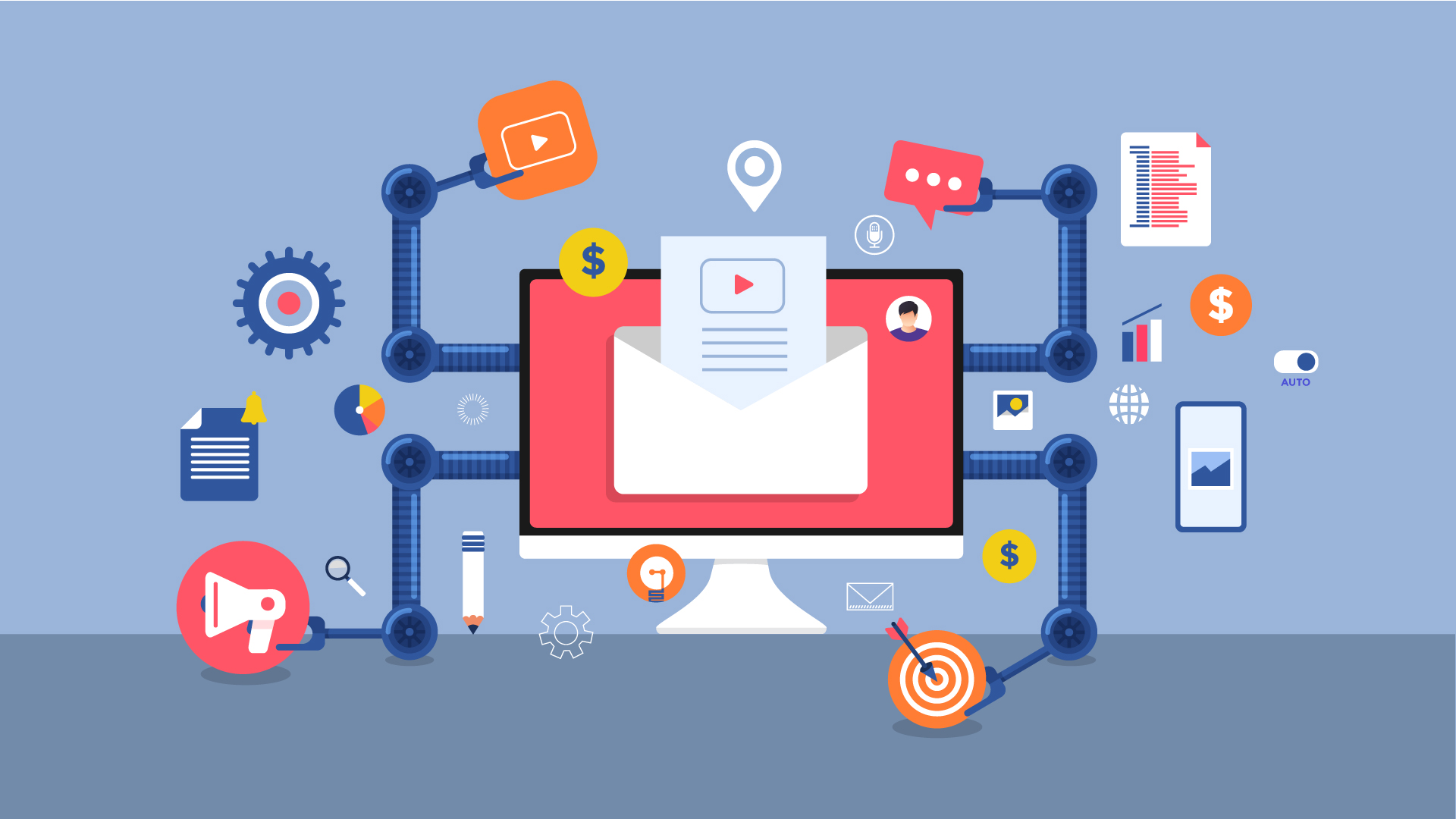 Marketing Automation Pillars