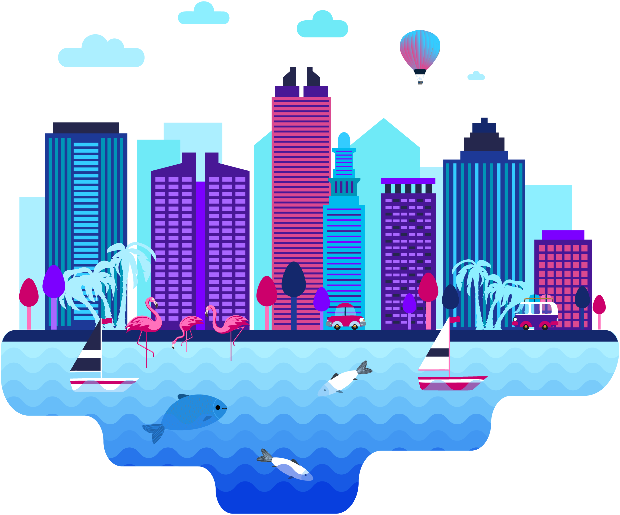 Miami-City,-Florida