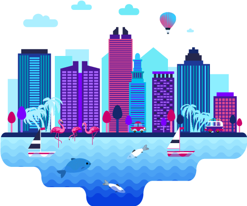 Miami-City-Florida