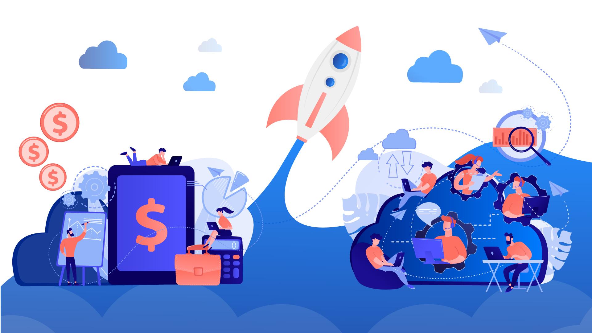 Sales Cloud and Service Cloud: a successful binomial.