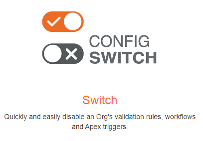 Cloud Toolkit Config Switch