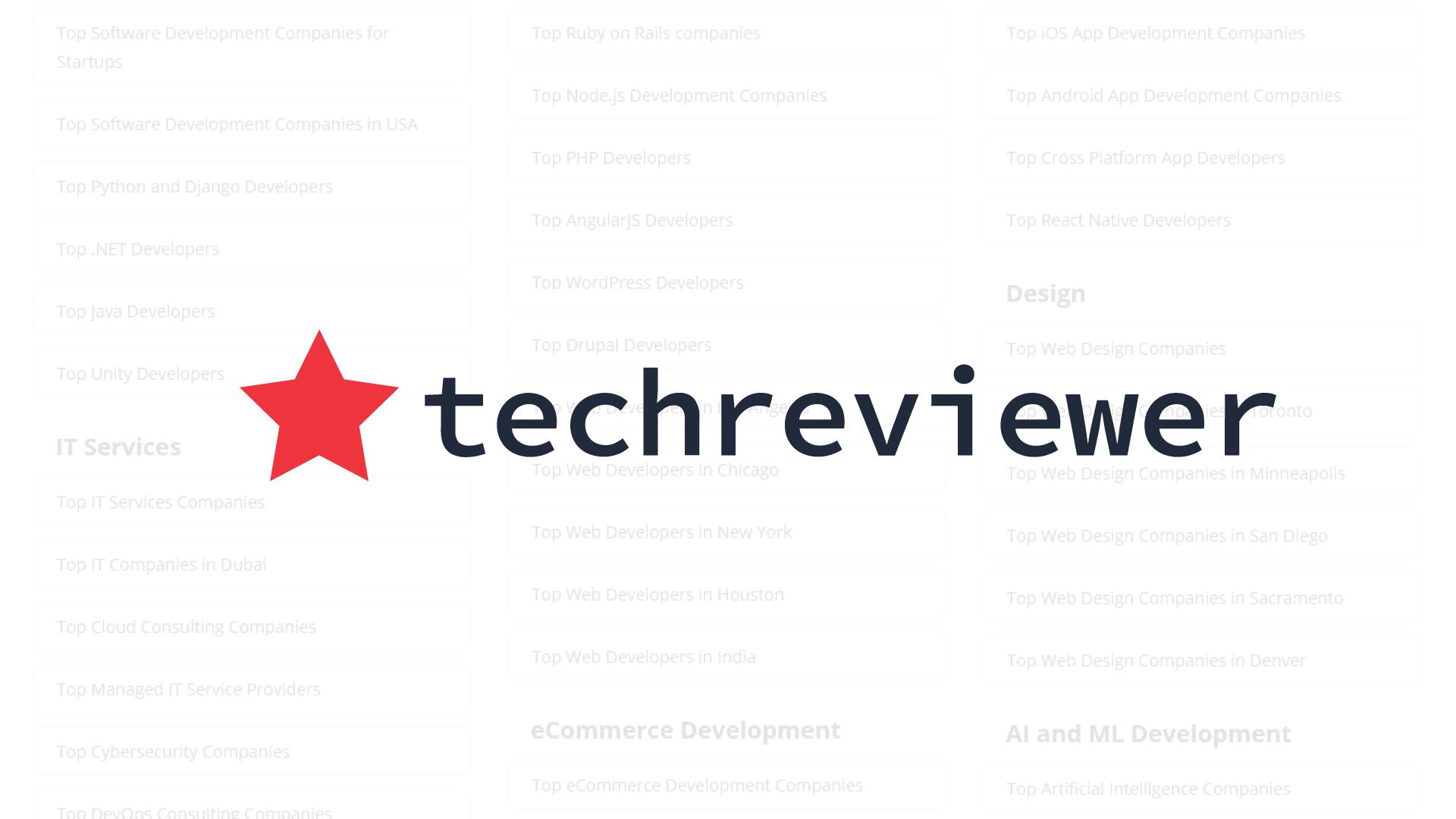 Techreviewer-header